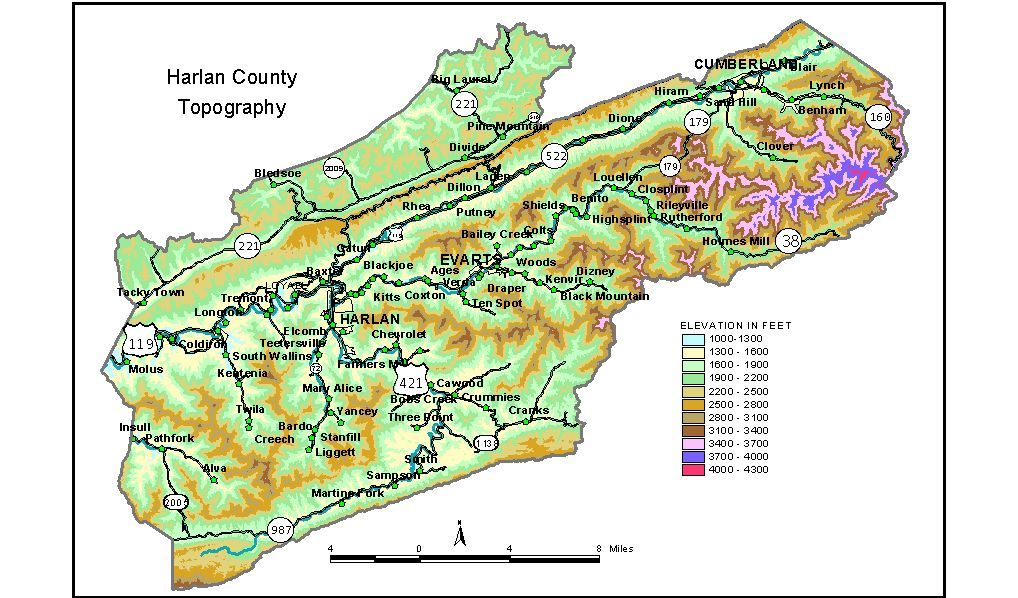 Groundwater Resources of Harlan County, Kentucky on map of south delaware, map of south eastern france, map of south florida, map of south eastern mass, map of south east tennessee, map of south eastern asia, map of south western north carolina, map of south eastern colorado, map of south eastern italy, map of south alabama, map of south eastern australia, map of south eastern kansas city, map of south eastern mexico, map of south georgia, map of south lamar, map of south dakota state, map of south nebraska, map of south tulsa, map of south arizona, map of south texas,