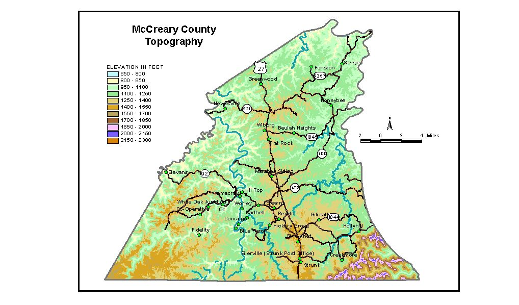 Groundwater Resources of McCreary County, Kentucky on street map of kentucky, water map of kentucky, quaternary map of kentucky, population density map of kentucky, large map of kentucky, vegetation map of kentucky, land map of kentucky, relief map of kentucky, political map of kentucky, topo map of kentucky, landform map of kentucky, soil map of kentucky, topographical map of kentucky, area map of kentucky, 3d map of kentucky, elevation map of kentucky, aerial maps of kentucky, physical map of kentucky, climate map of kentucky, geology map of kentucky,